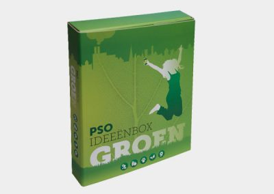 VMBO ideeënbox Groen