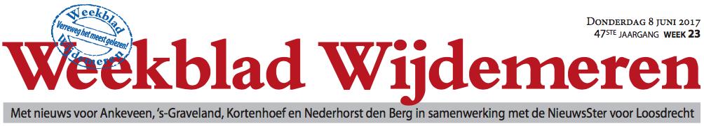 Koen van Wijk lanceert 'Land van Glas'