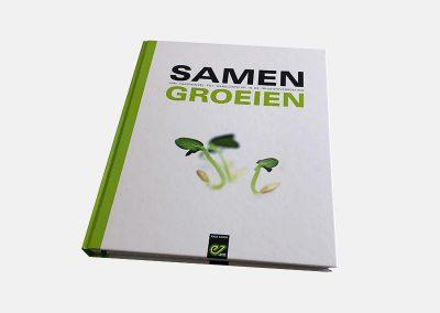 Jubileumboek Enza Zaden